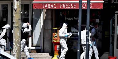 """Terror bei Valence: """"Wollen nicht im Land der Ungläubigen leben"""""""
