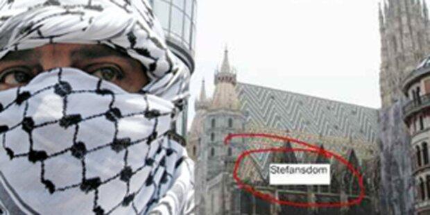 Aufregung um Terror-Homepage