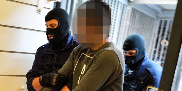 Terrorprozess: 21-Jähriger zu zwei Jahren Haft verurteilt