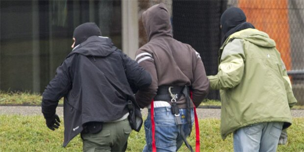 Weiterer Terror-Helfer in U-Haft