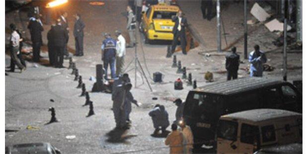 Polizei in Istanbul verhaftet neun Verdächtige