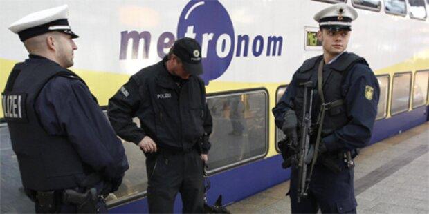 10 Terrorverdächtige verhaftet