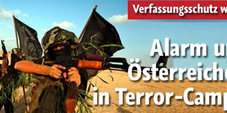 Immer mehr Österreicher in Terror-Camps