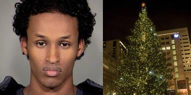 Bombenalarm bei US-Weihnachtsfeier
