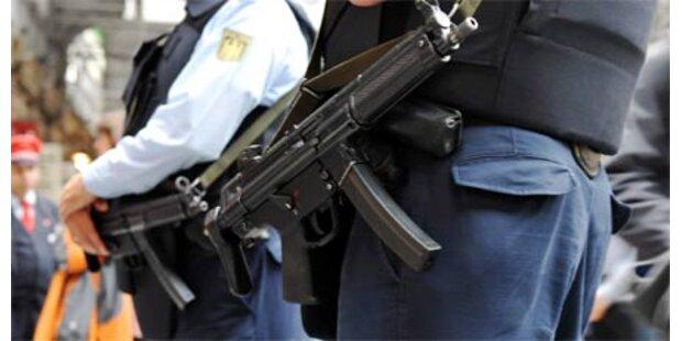 Terrorangriffe auf Europa vereitelt
