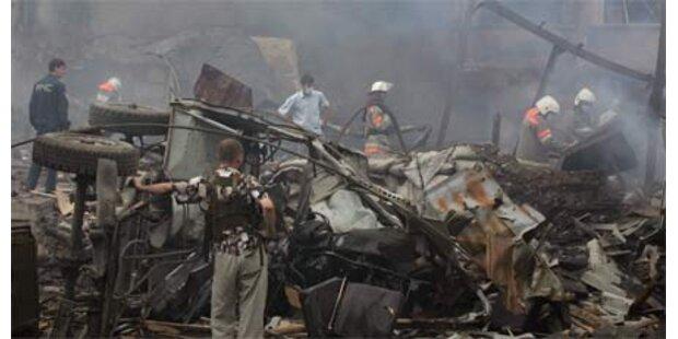 Bereits 21 Tote nach Terroranschlag