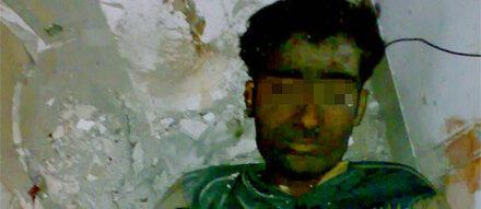 Video der Verhaftung eines Bombay-Attentäters