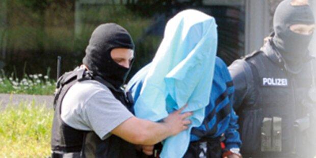 Wiener Terrorverdächtige wieder frei