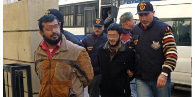 120 Terrorverdächtige festgenommen