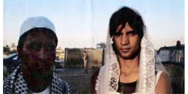 Irakischer Terrorist verkleidete sich als Braut
