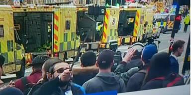 Riesen-Wirbel um Terror-Selfie mitten in London