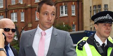 Chelsea-Star Terry vor Gericht
