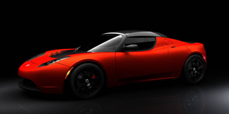 Tesla Roadster Sport ab sofort auch in Europa