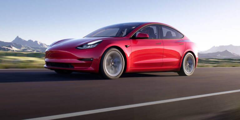 """""""Neues"""" Model 3: Mehr Reichweite und billiger"""