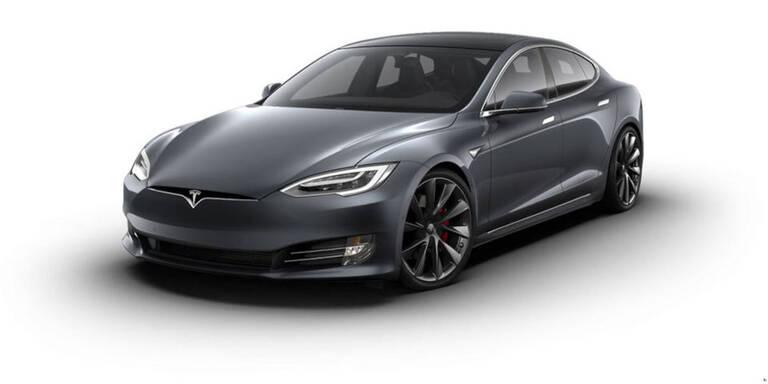 320 km/h schnelles Model S mit 840 km Reichweite bestellbar