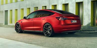 Tesla überraschte mit Quartalsgewinn