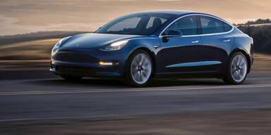 Tesla Model 3: Probleme gehen weiter