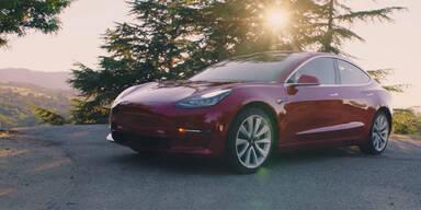 Tesla hat Mega-Probleme mit dem Model 3