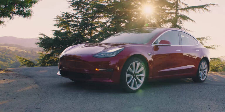 Tesla erstmals an Audi vorbeigezogen