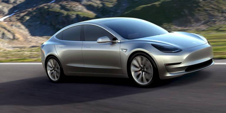 """""""Model 3"""": Alle Infos vom neuen Super-Tesla"""