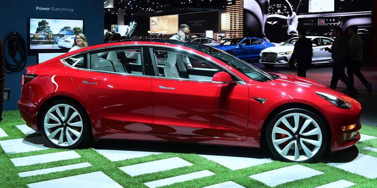 Tesla schockt erneut etablierte Autobauer