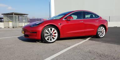 Tesla Model 3 in Österreich neue Nummer 1