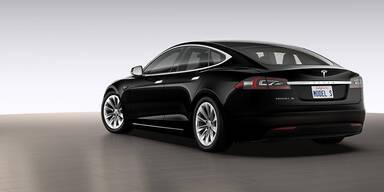 Tesla Model S bei uns vor Leaf, e-Golf & Co.