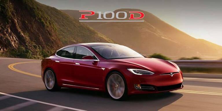 Tesla Model S jetzt schnellstes Auto