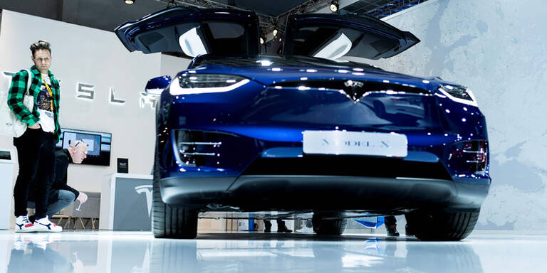 Tesla wertvoller wie VW und BMW zusammen