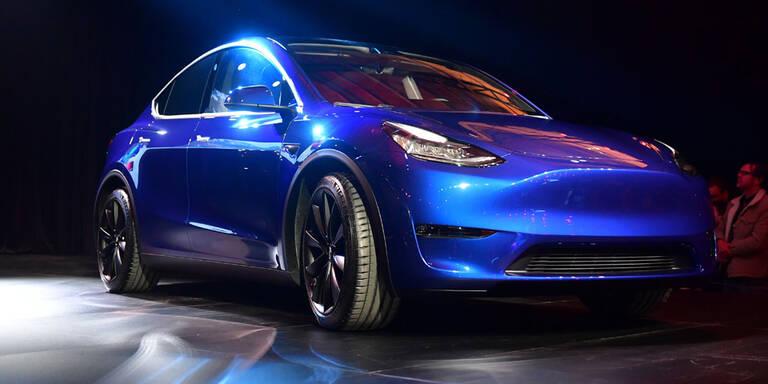 Model Y: Das ist Teslas Kompakt-SUV