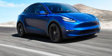 Tesla baut E-SUV Model Y in Europa