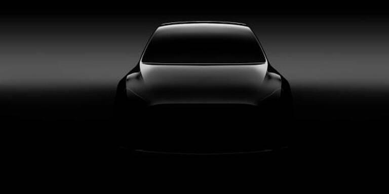 Tesla zeigt sein Kompakt-SUV am 14. März