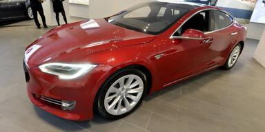 Tesla ist im absoluten Höhenflug