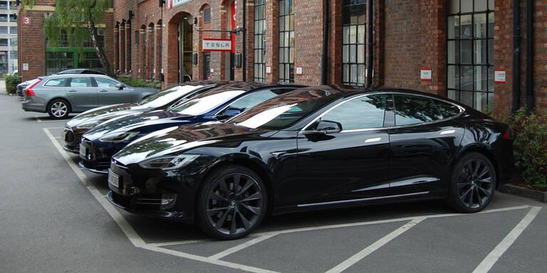 Norwegen bei E-Autos an der Spitze