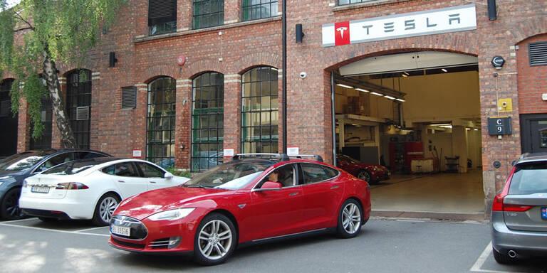 Aufpassen, wenn Sie einen gebrauchten Tesla kaufen