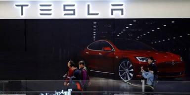 Tesla verfehlte seine Absatzziele