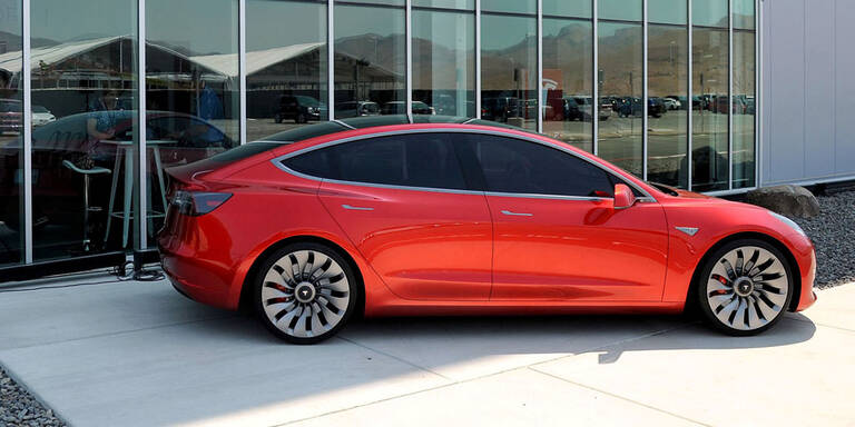 Produktionsstart: Alle Infos vom Model 3