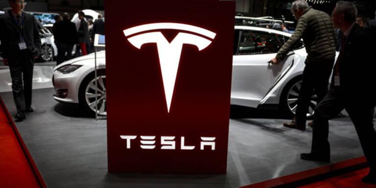 Bei Tesla läuft es nicht mehr so rund