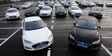Auch Toyota verkauft Tesla-Anteile