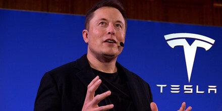 Tesla bringt auch einen Elektro-Pick-up