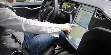 "Tesla-Fahrer können ""Smart Home"" steuern"