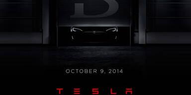 """Tesla-Chef kündigt neues """"Model D"""" an"""