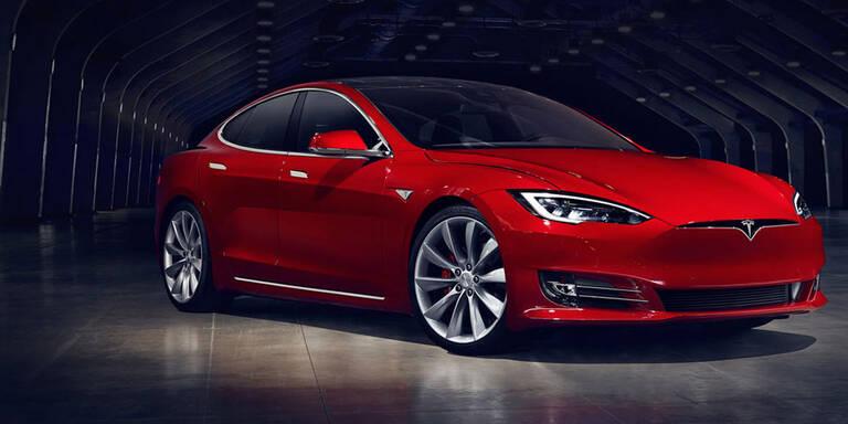 Tesla Model S ab sofort günstiger