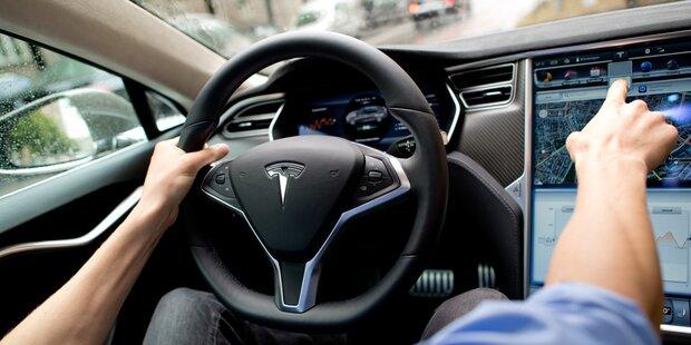 Diesen Fehler machte Teslas Autopilot beim tödlichen Unfall