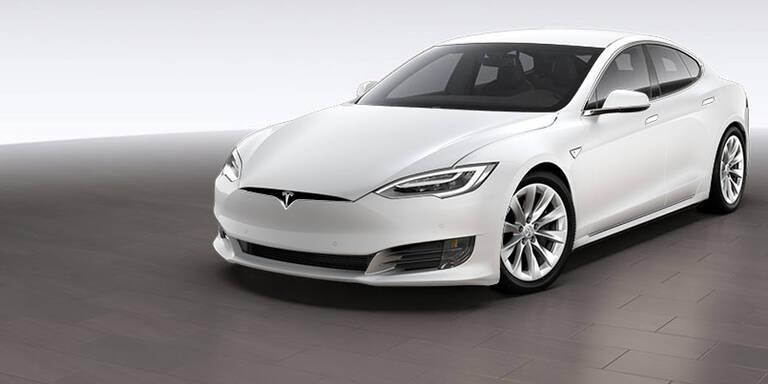 Tesla Model S: Facelift fürs Flaggschiff