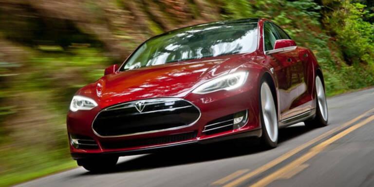 Tesla Model S ist Nummer 1 in Norwegen