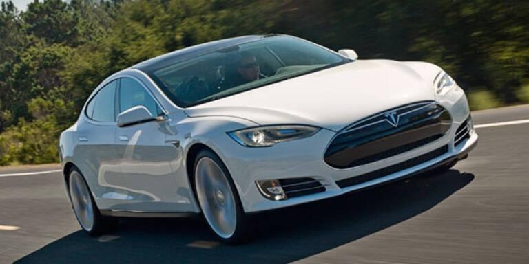 Alle Informationen vom Tesla Model S