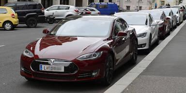 Porsche und Mercedes attackieren Tesla
