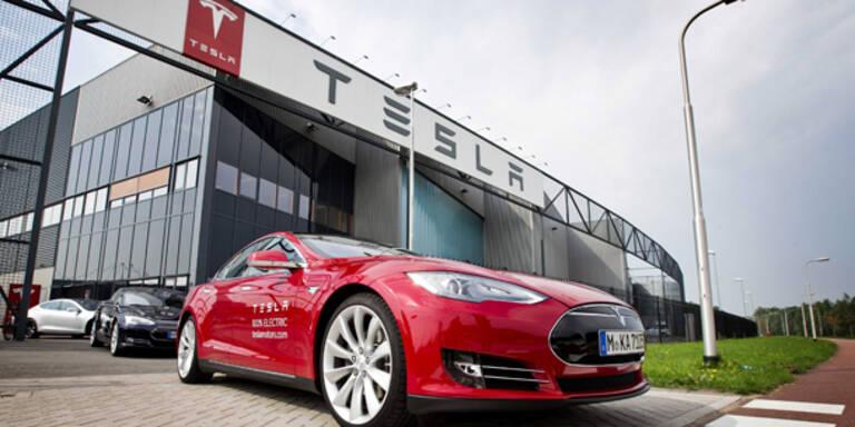Tesla ist weiter im Höhenflug