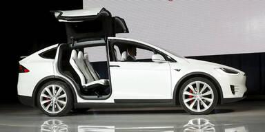 Model X: Alle Infos vom ersten Tesla-SUV